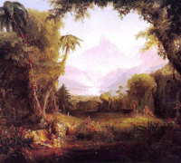 Thomas Cole [Public domain], via Wikimedia Commons