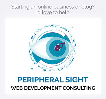 Peripheral Sight - Web Development Consulting
