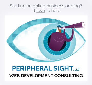 Peripheral Sight, LLC - Web Development Consulting